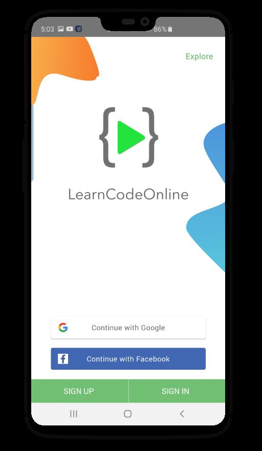 LCO - LearnCodeOnline